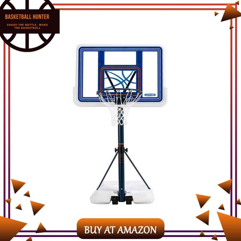 Lifetime 1306 PoolSide Basketball System